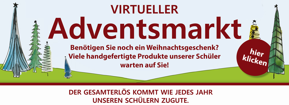 virtueller Adventsmarkt